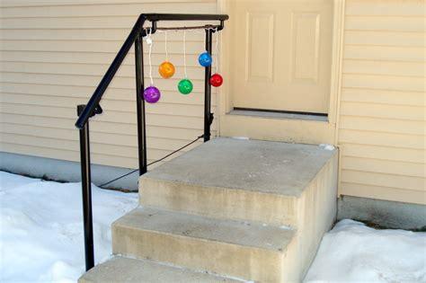 Step Handrails 5 diy metal stair railing exles