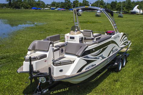 caravelle boats for sale by owner caravelle 249e e toon razor 2014 for sale for 42 849