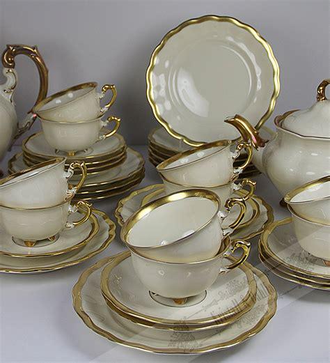 Kpm Porzellan Wert 5201 by Kristall Und Dahlia Altes Porzellan Glas Und Silber