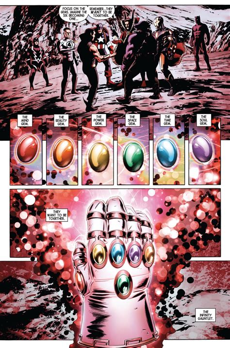 uses of infinity captain america uses the infinity gauntlet at the end of