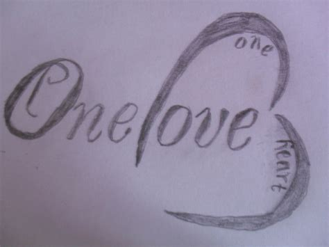 one love one heart tattoo pictures at checkoutmyink com