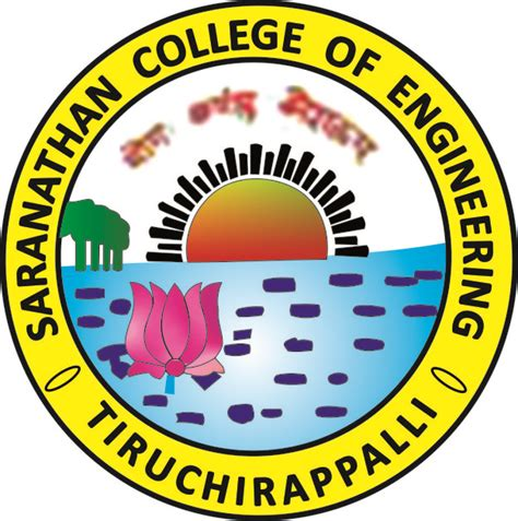 Saranathan College Of Engineering Mba by Saranathan College Of Engineering Trichirappalli Tnea