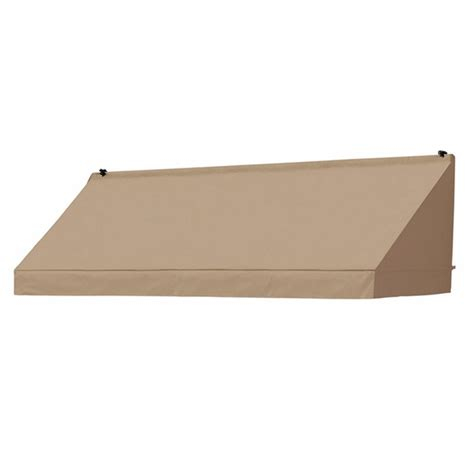 6 foot width classic door canopy awning replacement cover only