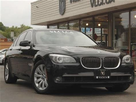 2011 Bmw 750i by 2011 Bmw 750i Xdrive In Review Luxury Cars