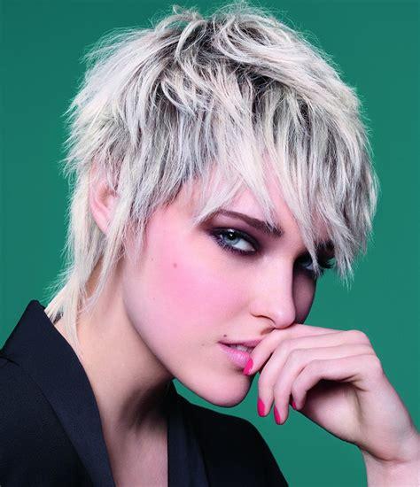 cortes de pelo corto 2017 imgenes la moda en tu cabello pelo corto con flequillo ladeado 2017