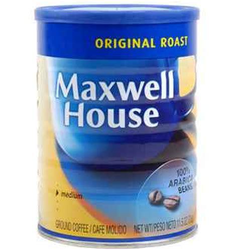 maxwell house coupons maxwell house coupons 1 99 per 12 oz at rite aid
