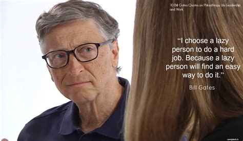 bill gates philanthropy biography 10 bill gates quotes on philanthropy life leadership and