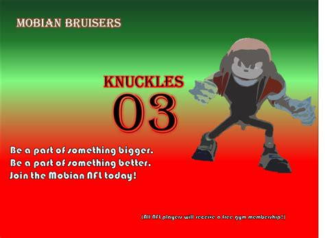 Knuckles Meme - the gallery for gt no more football meme