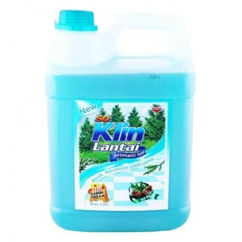 Pembersih Lantai Soklin soklin floor cleaner jerigen hijau 4l