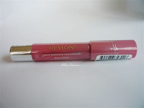 Lipstik Revlon Just Bitten revlon just bitten kissable honey douce 001 silver