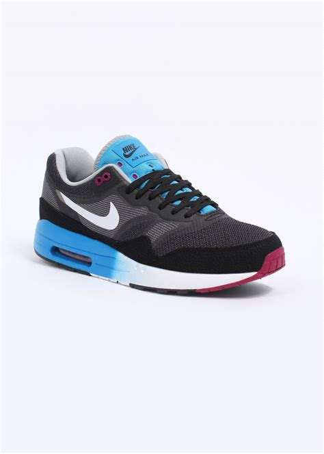 nike comfort 2 nike air max 1 comfort 2 0 trainers black white wolf