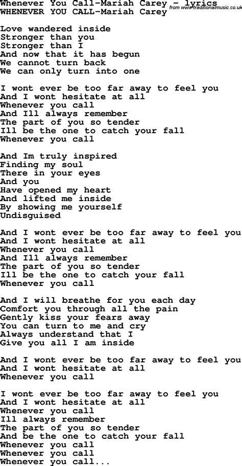lyrics carey carey lyrics songs
