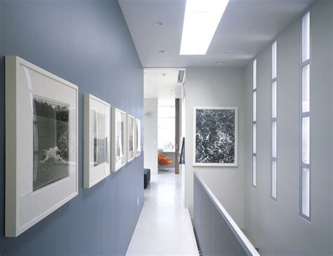 hallway colors modern hall by john lum architecture inc aia don t paint
