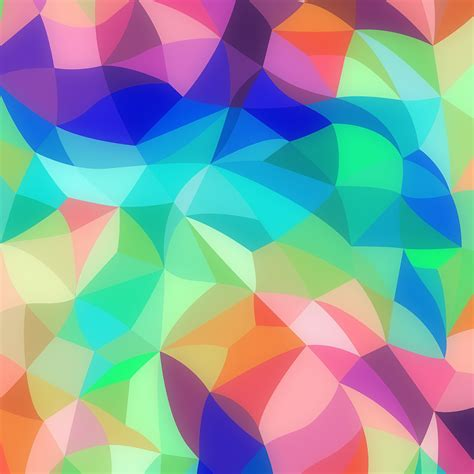 vk rainbow abstract colors pastel pattern wallpaper