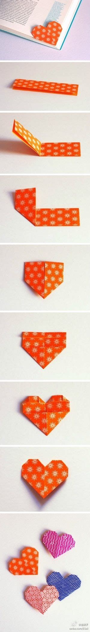 Origami Page Marker - marcador de pagina fabiana artesanato