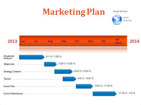 timeline business plan template sle business timeline template 8 free sles
