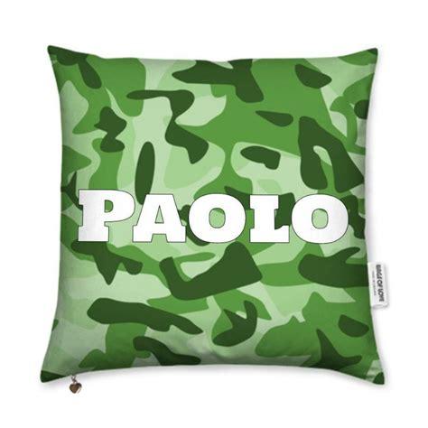 con il cuscino crea il tuo cuscino con nome e scritte anteprima