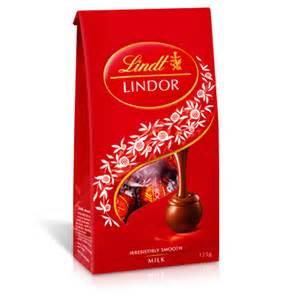 lindor milk bag lindor lindt australia