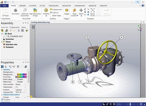 solidworks tutorial getting started learn about the solidworks composer getting started resources