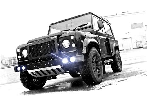 kahn land rover defender kahn land rover defender wide body winter edition
