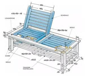 come costruire una panchina pi 249 di 25 fantastiche idee su costruire una panchina su