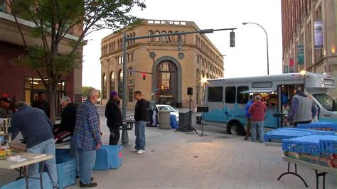 The Father S Heart Rochester Ny S Mobile Soup Kitchen Soup Kitchen Rochester Ny