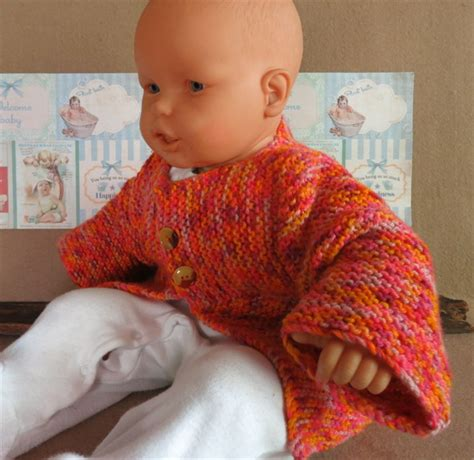 Handmade Baby Clothes Australia - knitted baby jumper orange toddler sweater handmade baby