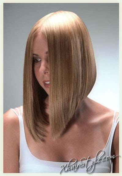 very long bob hairstyle very long bob haircuts hairbeauty pinterest