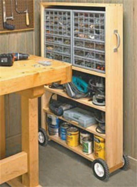Tool Storage In Garage by Organized Garage Crafety