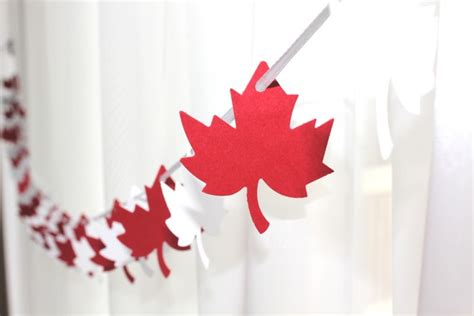 Decorative Paper Canada by Canada Day Inspiration 25 Diy Ideas Crafts Printables