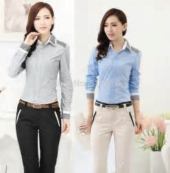 Office Uniforms Aliexpress Buy 2015 New Fashion Formal Pantsuits