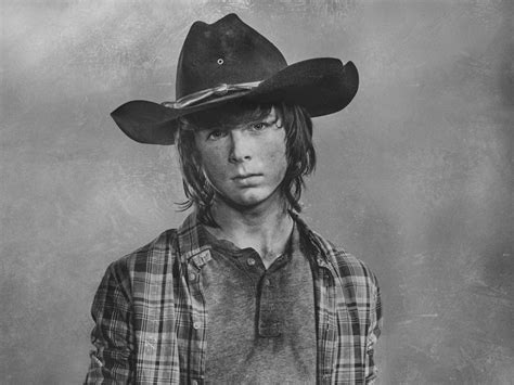 Pdf Carl The Walking Dead Cast by Carl Grimes Amc