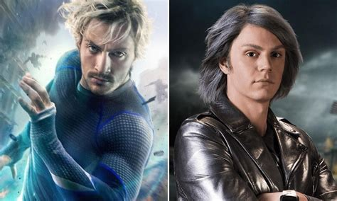 quicksilver movie rights why is quicksilver played by different actors in avengers