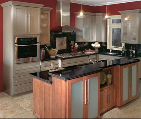 Small Kitchen Remodel With Island Small Kitchen Remodel Ideas For 2016