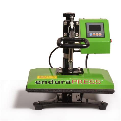 swing away heat press endurapress sa12 swing away heat press machine