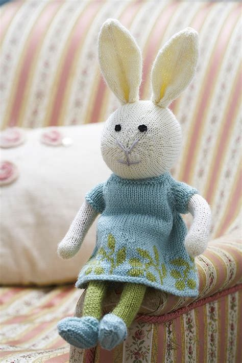 knitting pattern rabbit toy 356 best images about free stuffed animal knitting