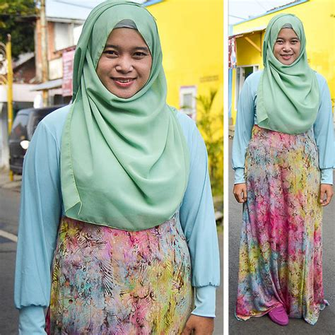 Kinara Dress Busui Friendly atisomya atisomya kerudung atisomya baju gamis dress pop batik busui