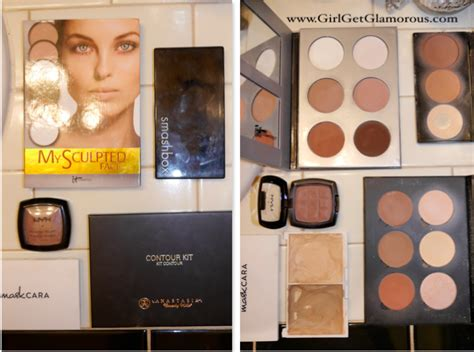 best contouring makeup products every contouring product there is on this planet