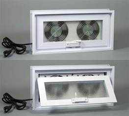 exhaust fans for basements louvers vents and grilles for the hvac industry crawl