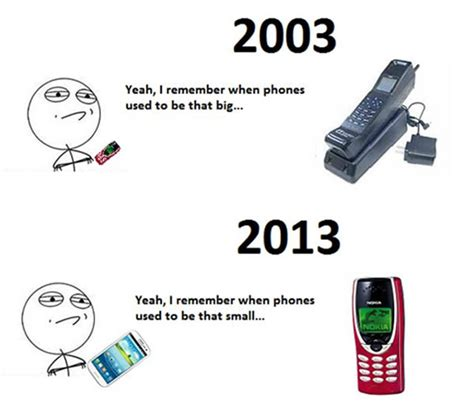 Flip Phone Meme - yet another joke about today s big smartphones global