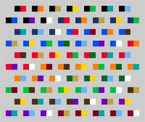 color combos 10 best color combinations images on color