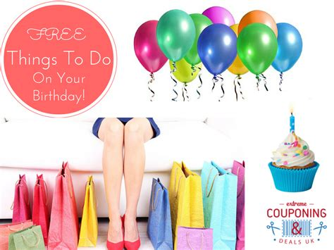 for your birthday free things to do on your birthday mumford the