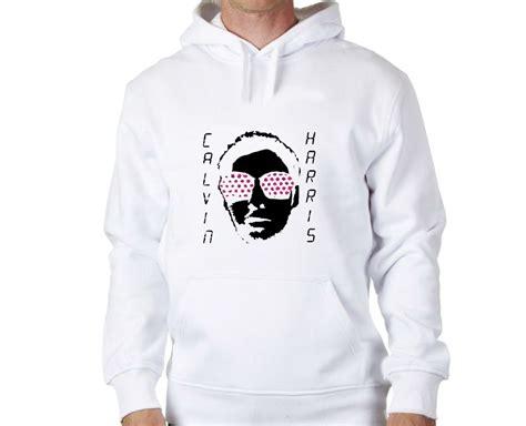 Hoodies Calvin Harris 187 calvin harris cd album dj hoodie 1210t