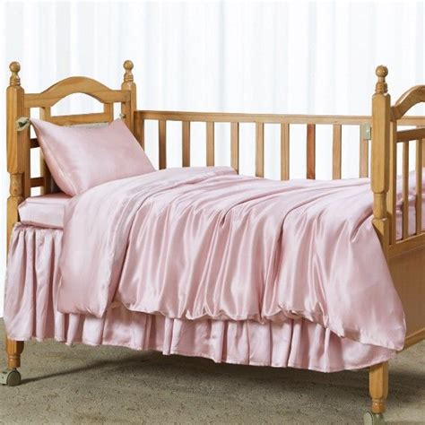 silk crib bedding set silk crib bedding set orchid lilac silk crib bedding set
