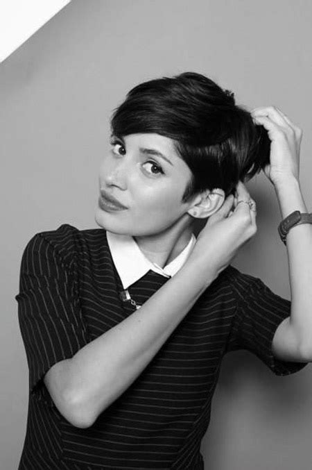 the best pixie cut for black hair chic pixie hairstyles short hairstyles 2016 2017