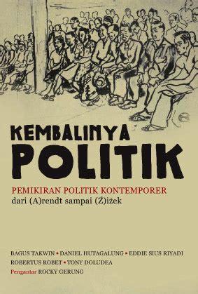 biography rocky gerung kembalinya politik pemikiran politik kontemporer dari a