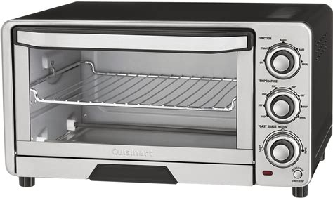 Cuisinart Tob 40 Toaster Oven And Broiler Custom Classic Cuisinart Stainless Steel Toaster Oven Broiler Tob 40n