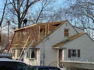 front shed dormer renovation   dormer roof