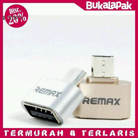 Kabel Usb Otg Micro Usb To Usb Premium Quality jual beli remax micro usb to usb otg for smartphone