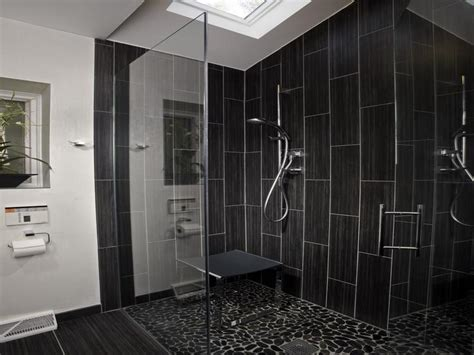 bloombety modern bathroom tile designs with floor mat modern and elegant walk in shower designs furniture
